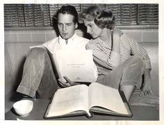 Paul Newman and Janet Leigh married in early in 1958. They remained married for fifty years, until his death in 2008.