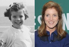First Daughter, Caroline Kennedy, age 3, when she first moved into the White House in 1960, fifty years later, she is an attorney and an accomplished author. She currently resides in New York City with her husband and three children.