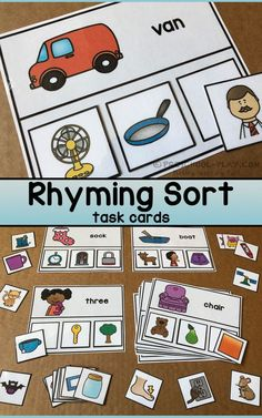 Language and Literacy Activities For Kids | Preschool Play