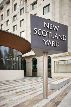 New Scotland Yard AHMM - ALLFORD HALL MONAGHAN MORRIS