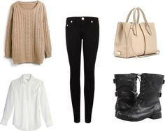 """Comfy"" by kayluhn on Polyvore"