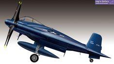 XF5U Flying pancake