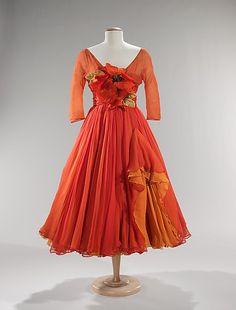 Vintage 50s Dress 1950s Form Fitting Drop Wasp Waist with Full Skirt Black Striped Rockabilly Dress sm