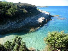 Premantura, Croatia. Una nuotata indimenticabile insieme a centinaia di pesciolini (Estate 2010 - Estate 2011)