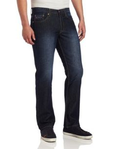 U.S. Polo Assn. Men's Slim Straight Jean Price: $32.99