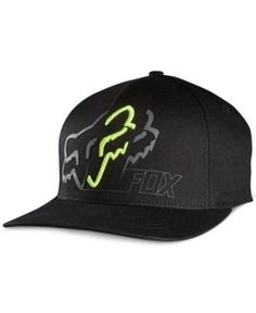 7e12c233b3a76 Fox Men s White Knuckled Flex-Fit Hat Men - Hats
