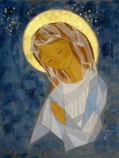 Religious Icons, Religious Art, He Is Lord, Mama Mary, Blessed Virgin Mary, Blessed Mother, Mother Mary, Christian Art, Our Lady