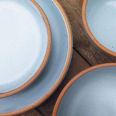 Custom Noe Dinnerware Set in Bay Fog // Pale Blue Glaze Grey- Made to Order Wedding Registry Handmade Pottery Stoneware Dining Set Gift Dinner Sets, Handmade Pottery, Dining Set, Dinnerware, Stoneware, Glaze, Rustic, Ceramics, Photo And Video