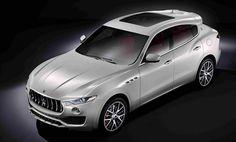 ¡Llega el primer #SUV de #Maserati! Elegancia con tintes deportivos que es fácilmente reconocible como un coche de la marca del tridente.