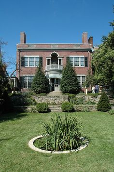 In honor of President's Day - Woodrow Wilson home