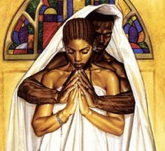 WAK Art - Pray Together, Stay Together. We love our calendar artists!