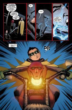 Batman And Robin 2011 Issue 11 page 7 online