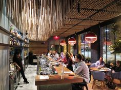Vidrio in Raleigh - A Colorful and Luxurious Take on Mediterranean Small Plates