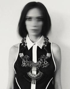 #Fashion Forward Accessories Shine in Kirsty Ward A/W 2012/13