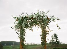 elegant-outdoor-wedding-chuppah Though age-old throughout principle, the pergola may be enduring somewhat of a present day Wedding Trends, Wedding Designs, Wedding Styles, Wedding Ideas, Diy Wedding, Wedding Chuppah, Wedding Ceremony, Outdoor Ceremony, Lace Weddings
