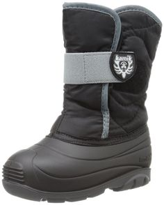 Kamik Footwear Snowbug3 Insulated Boot (Toddler) -- See this great product.