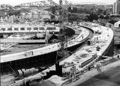 1960 construction du p riph rique porte maillot m moire chantiers ann es 60 pinterest - Gare routiere porte de bagnolet ...