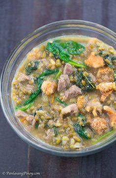 Pork Monggo Recipe