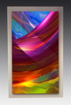 Silk #1 by Barry Reithmeier Fine Art. American Made. See the designer's work at the 2016 American Made Show, Washington DC. January 15-17, 2016. americanmadeshow.com #americanmadeshow, #americanmade