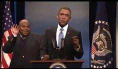 Mandela Memorial Obama selfie and fake sign interpreter make it to Saturday Night Live