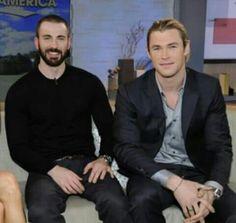 ~Chris & Chris~