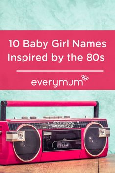 From Donna to Belinda we have curated the definitive list of inspired baby g… – babynamesvintage Irish Baby Names, Unique Baby Names, Baby Girl Names, Boy Names, Celebrity Baby Names, Celebrity Babies, Classic 80s Songs, Name Inspiration, Baby On A Budget