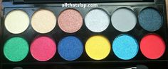 Sleek 2012 Collection Glory Palette