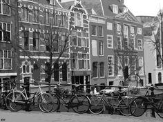 Amsterdam, bikes