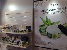 COSRX in COSMOPROF ASIA 2014 COSRX was introduced at the global market during COSMOPROF ASIA 2014 in Hongkong and attracted great attentions of many global cosmetic distributors and cosmetic wholesalers.