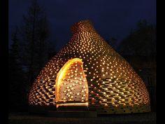 timber home design by Norwegian architecture firm, Oslo-based Haugen/Zohar Arkitekter in Skjaermveien Barnehage, Norway