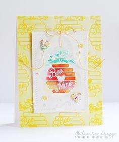 Avery Elle: Bee Mine & Just A Note | Melana Daisy