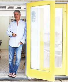 Anthony Bourdain knows my style.. Clothes, travel, drink and food