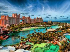 Atlantis in the Bahamas