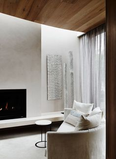 Living Spaces, Living Room, Park Homes, House Tours, Lounge, Curtains, Architects, Interiors, Furniture