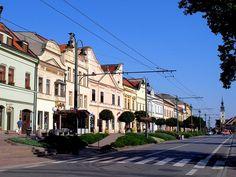 Prešov - Wikipedia, the free encyclopedia