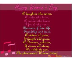 Poetry woman day sweepstakes