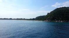 Koh Rin in Thailand Остров Ко Рин в Таиланде