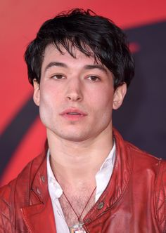 Ezra Miller Has Bulked Up And It's Too Much To Handle