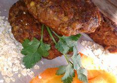 ΜΠΙΦΤΕΚΙΑ ΜΕ ΛΑΧΑΝΙΚΑ ΚΑΙ ΒΡΩΜΗ  Λαχταριστά, αφράτα και υγιεινά μπιφτεκάκια με λαχανικά και βρώμη για εκλεκτικούς ουρανίσκους!