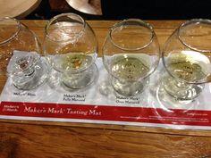 Maker's Mark Bourbon Tasting