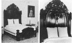 The Lincoln bed: where Willie died