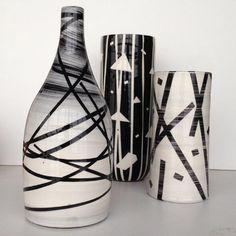 """La Poterie Galtié travaille la technique de la """"Terre vernissée"""". La production d'objets usuels et décoratifs est crée dans un esprit contemporain pouvant s'inspirer des tendances design."""