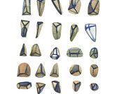 Diamonds - Art print - OBTAINED