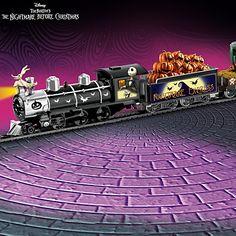 Thomas Kinkade Christmas Train Box Car: The Night Before Christmas ...
