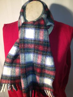 Mens Christmas Sweater Vest and Scarf    FREE by ZassysTreasures, $30.00