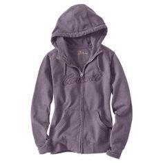 6491631baa20a Carhartt Clarksburg Zip-Front Sweatshirt for Ladies