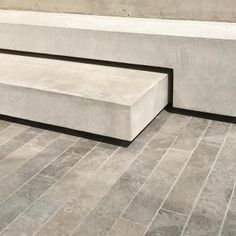 apaving in andorra limestone and nice stair detail in white concrete acre studio for iconick homes melbourne Architecture Details, Interior Architecture, Interior Design, Garden Paving, Garden Steps, Concrete Stairs, Concrete Paving, Stair Detail, Stair Handrail