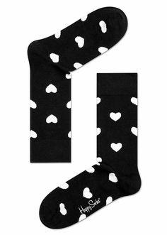 #heart #blackandwhite #fashionsocks #fun #Happysocks #wehkamp