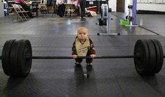Check out all our Baby Bodybuilder funny pictures here on our site. We update our Baby Bodybuilder funny pictures daily! Funny Babies, Funny Kids, Funny Gym, Fun Funny, Funny Workout, That's Hilarious, Funny Laugh, Workout Humor, Workout Shirts