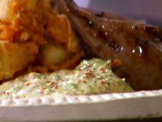 Horseradish, Parsley and Mustard Dipper Recipe : Anne Burrell : Food Network - FoodNetwork.com